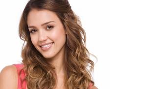 Picture girl, face, smile, model, Jessica Alba, actress, Jessica Alba, latina, Jessica Marie Alba