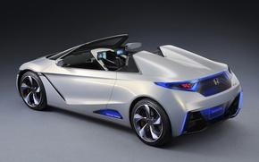 Picture Concept, the concept, Honda, Honda, Rear, (2012), EV-ster, Ev-Ster
