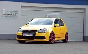 Picture Volkswagen, tuning, Golf, gmbh, rfk