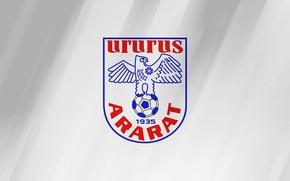 Picture logo, emblem, Armenia, Armenia, Ararat, Armenian Premier League, Armenian Premier League, FC Ararat, FC Ararat, …