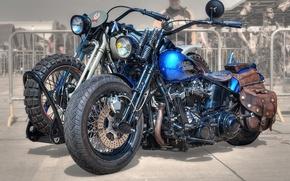 Wallpaper design, style, background, HDR, motorcycle, form, bike, Harley-Davidson