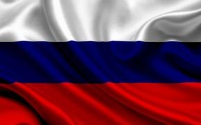 Wallpaper Red, Blue, White, Tricolor, Russia, Texture, Russia, Russian Federation, Russian Federation