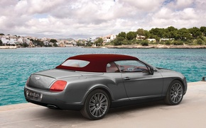Picture pier, convertible, Benthley