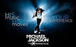 Picture music, Michael Jackson, legend