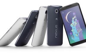 Picture Android, 5.0, Motorola, 2014, Lollipop, Smartphone, by Google, Nexus 6