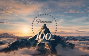 Wallpaper the film, mountain, movie, 100 years, pictures, paramount, paramount