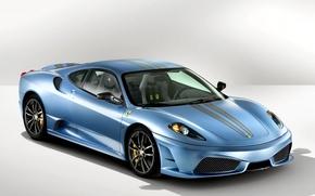 Picture Machine, Ferrari, F430, Ferrari, Car, Car, Scuderia, Wallpapers, Beautiful, Wallpaper, The front, Sports car, Sportcar, …