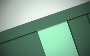 Picture white, line, green, geometry, green, design, color, material