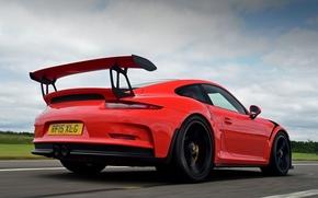 Picture 911, Porsche, Porsche, GT3, 991, 2015