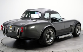 Picture silver, AC Cobra, with the roof, AC Cobra/Shelby