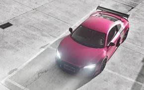 Picture Audi, Tuning, V10, Supercar, Ligth, REGULA