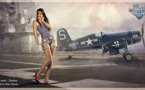 Picture the plane, aviation, air, MMO, Svetlana, Wargaming.net, World of Warplanes, WoWp, BigWorld, arcade, arcade plane, …