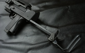 Picture weapons, butt, the gun, small, MAC-11