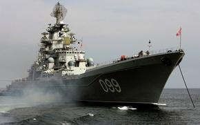 Picture Cruiser, Nakhimov, Admiral