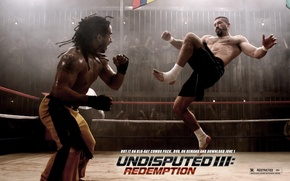 Wallpaper Scott Edkins, Scott Adkins, Boxing, Undisputed III, Redemption, Undisputed 3, Yuri Boyka, the ring