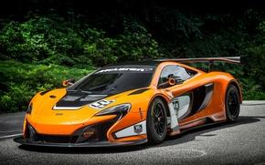 Picture McLaren, supercar, GT3, rechange, McLaren, 650S