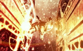 Picture slash, two, Metal Gear Rising: Revengeanc, The dismemberment