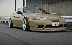 Picture Toyota, Style, Street, Soarer, Z30, N-Style, Touge