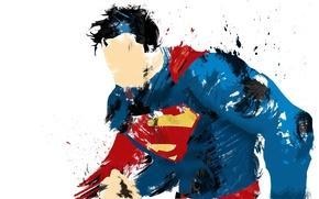 Picture Wallpaper, Superman, DC Comics, Man of Steel