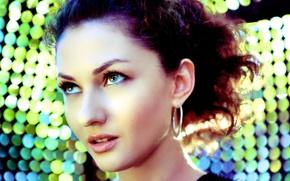 Picture girl, cute, Katerina Herun Summarizes
