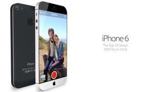 Picture Apple, Iphone, iOS8, Iphone 6