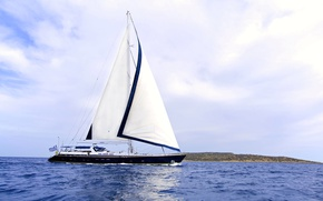 Picture View, Greece, Dynamique Yacht Amadeus, Sailing Yacht