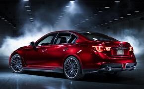 Picture car, concept, infiniti, q50