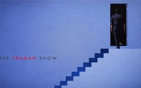 Picture fantasy, poster, The Truman Show