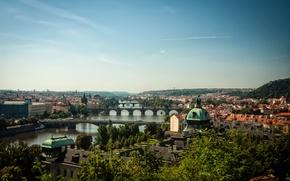 Picture Bridge, Prague, Czech Republic, Prague, Vltava, Praha, Karluv Most, Charles Bridge