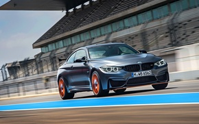 Picture BMW, speed, GTS