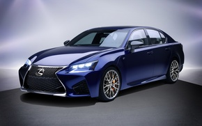 Picture background, Lexus, Lexus, GS F