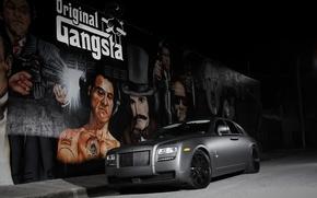 Picture Ghost, Royce, Rolls, Gangsta, Origtnal
