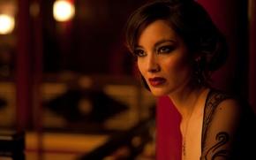 "Picture look, actress, Skyfall, Bérénice Marlo, 007 Coordinates ""Skayfoll"", Bérénice Marlohe"