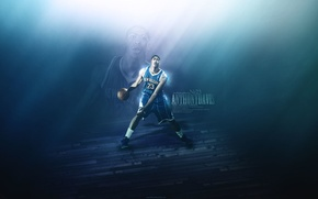 Picture basketball, basketball, NBA, NBA, Hornets, New Orleans, New Orleans, Pelicans, Anthony Davis, Anthony Davis, Pelicans, …