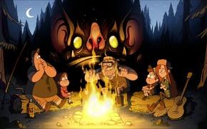 Picture Gravity Falls, Gravity Falls, Disney Television Animation, Gravity Falls