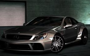 Picture Cars, NFS Hot Pursuit 2010, mercedes sl65, Ceej