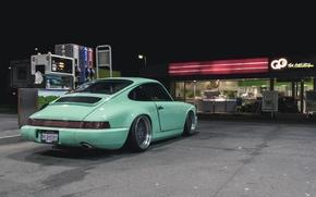 Picture 911, Porsche, 964, mint, carrera 2