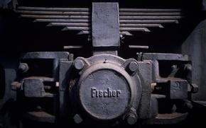 Picture macro, background, wheel hub