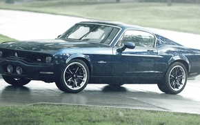 Picture Equus Bass 770, 640 h.p., from 0 to 100 km, Mustang with a Corvette motor, …
