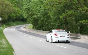 Picture car, 350z, Nissan