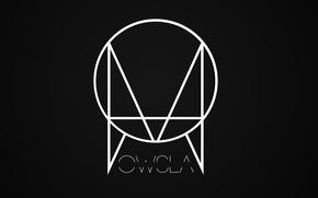 Picture black, Skrillex, label, OWSLA