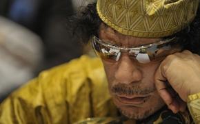 Picture the leader, Gaddafi, Libya, Gaddafi, Muammar Gaddafi, Moammar Gadhafi, Libya