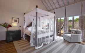 Picture design, style, room, interior, bedroom, bedroom, Sri Lanka