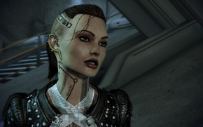 Picture Jack, mass effect 3, jack