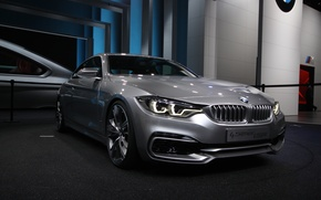 Picture machine, coupe, concept, BMW, BMW, coupe, 4 series