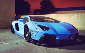 Picture Lamborghini, Body, Avendator, Wide, Kit