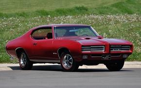 Picture Coupe, Pontiac, GTO, Hardtop, (4237) '1969