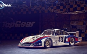 "Picture Porsche, Top Gear, Martini Racing, 935/78 ""Moby Dick"""