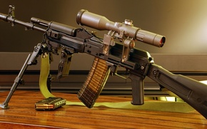 Picture Optics, Wallpaper, Weapons, Russia, Strap, Wallpapers, NATO, Kalash, Optical sight, Bipod, 5.56x45, Stores, .223 Remington, …