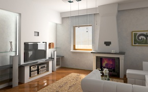 Picture design, style, room, interior